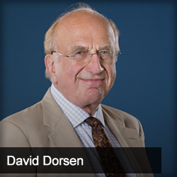 David Dorsen, former Assistant US Attorney in New York, former Assistant Chief Counsel of the Senate Watergate Committee, author of The Unexpected Scalia and the new book Moses v Trump